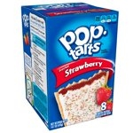 Pop Tarts Strawberry  8 ct