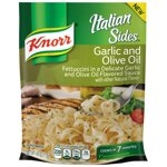 Knoor Italian  Sides Garlic and Olive Oil 4 oz