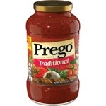 Prego Traditional Pasta Sauce 24 oz