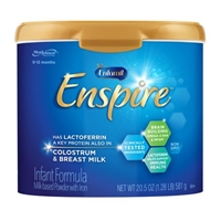 Enfamil Enspire Infant Formula - Our Closest to Breast Milk, Powder, 20.5 oz Tub