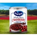 Ocean Spray Whole Cranberry Sauce 14 oz