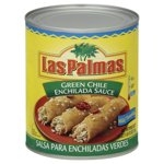 Las Palmas Medium Green Chile Enchilada Sauce, 28 oz