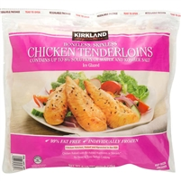 Kirkland Chicken Tenders, Boneless Skinless, 6 lbs