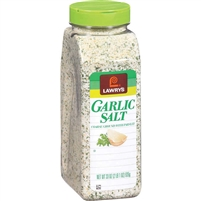 Lawry's Coarse Ground Garlic Salt with Parsley, 33 oz