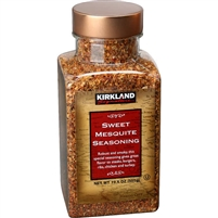 Kirkland Signature Sweet Mesquite Seasoning, 19.6 oz