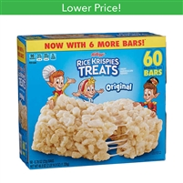 Rice Krispies Treats, Original, 0.78 oz, 60 ct