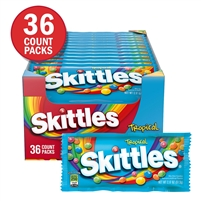Skittles Tropical Fruit  (2.17 oz., 36 ct.)