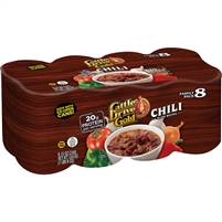 Cattle Drive Beef Chili with Beans, 15 oz, 8 ct