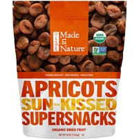 Made in Nature Organic Dried Apricots, 48 oz