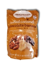 WildRoots Salted Caramel Chocolate Banana Trail Mix 26oz (1