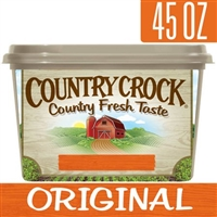 Country Crock Original Vegetable Oil Spread, 45 Oz.