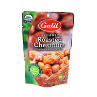 Galil Organic Roasted Chestnuts 21 oz