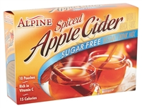 Sugar Free Spiced Apple Cider 10 ct