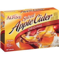Alpine Spiced Apple Cider