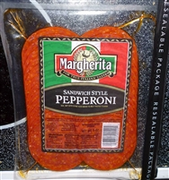 Margherita Sliced Pizza Pepperoni  1 Lb