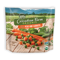 Cascadian Farms: Peas and Carrots, 1Ooz  LIMITED AMOUNT