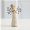 Demdaco Willow Tree Figurine - Angel of Healing