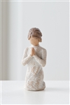 Demdaco Willow Tree Figurine - Prayer of Peace