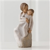 Demdaco Willow Tree Figurine - Mother & Daughter