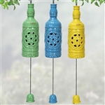 HANGING BOTTLE BELL CHIMES
