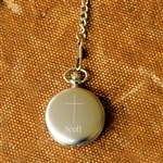 PERSONALIZED INSPIRATIONAL POCKET WATCH