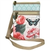 CORAL PEONY ON THE GO BAG