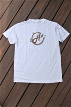 Aina Clothing Branch Logo Organic Cotton T-shirt