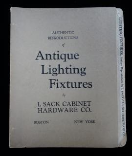 Authentic Reproductions of Antique Lighting Fixtures