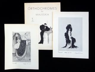 Orthochromes by Majeska, (Yna). New Yorkc1930s