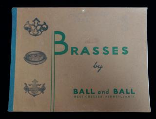 Brasses by Ball and Ball