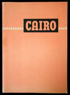 Cairo .  . Intertype Corporation . New York . c1950s