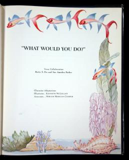 Betty S. FixThe Adventures of Idabell and Wakefield: What Would You Do?, Volume 2 The Crosby HouseOklahoma1946