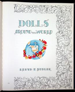 Betty S. FixThe Adventures of Idabell and Wakefield: Dolls Around the World, Volume 4The Crosby HouseOklahoma1946