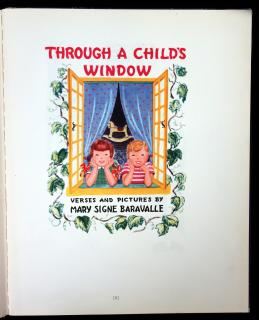Betty S. FixThe Adventures of Idabell and Wakefield: Through a Child's WIndow, Volume 5.The Crosby HouseOklahoma1946