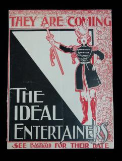 They Are Coming: The Ideal Entertainers. ..1904