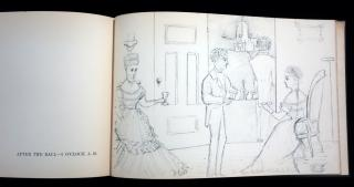 Julia Newberry's Sketch Book or The Life of Two Future Old Maids.  Tracy D. Mygatt W.W. Norton & Company New York 1934