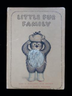 Margaret Wise Brown . Little Fur Family. Harper & Brothers Publishers. 1946