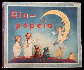 Eia-popeia (well known children's songs)AWA.Germany.