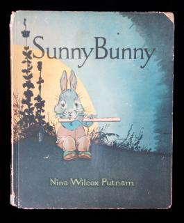 Nina Wilcox PutnamSunny BunnyP.FVolland Co..New York.1918