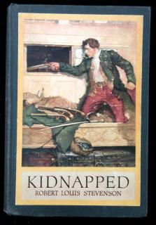 Robert Louis Stevenson. Kidnapped: Being Memoirs of the Adventures of David Balfour in the Year 1751. Harper & Brothers.New York.1921