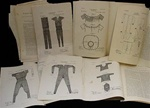 c1900 Patent Office Illust., Men's Union Suits,