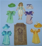 Victorian and Early 20th Century paper dolls by Raphael Tuck