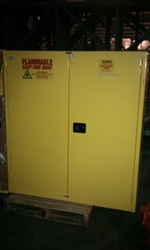 Justrite Flammable Cabinets