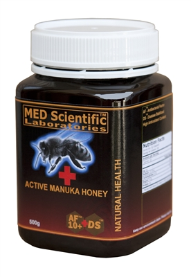 "Active Manuka Honey AFâ""¢ 10+"