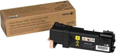 Xerox 6505 WC Yellow Toner High Yield - 106R01596