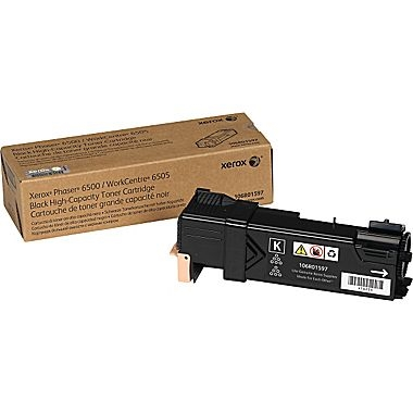 Xerox Work Centre 6505 Black Toner High Yield - 106R01597