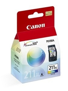 Canon CLI-211XL Color - 2975B001
