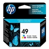HP No. 49 Tricolor Ink - 51649A
