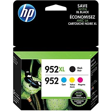 HP 952XL Combo Pack