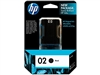 HP 02 Black Ink - C8721WN